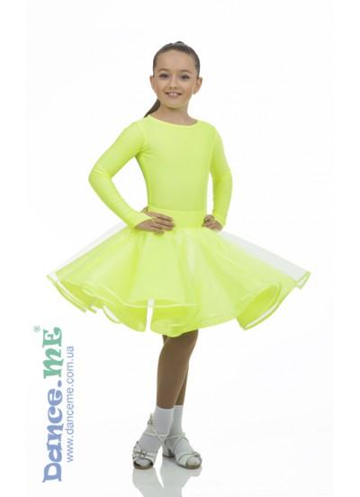 Бейсик 269-274 Dance.me, Украина, Кринолин, Лимонный