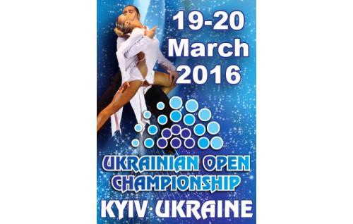 Dance.ME ждет Вас на Турнире UKRAINIAN OPEN 2016!