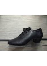 Dance Me Обувь женская для тренировок 4003, черная кожа