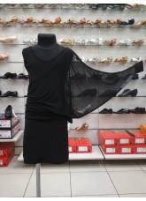 Dance Me Платье детское PL240-6, масло / сетка, черный