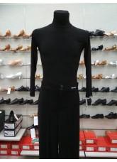 Dance Me Гольф мужской ГЛ480-ДР, черный
