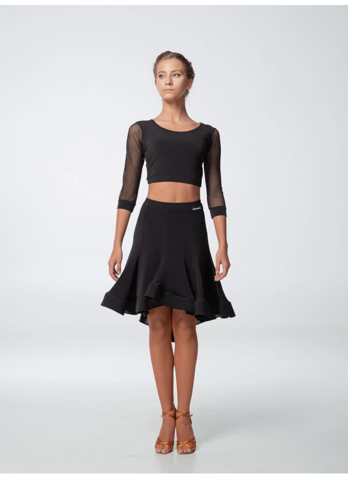 7b799b51902 Женская одежда для танцев. Юбка ЮЛ468-14. Купить женскую одежду для ...
