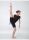 Dance Me Шорты ШУ168 взрослые удлиненные, хлопок, черный