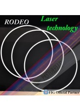 Обруч Rodeo Pastorelli, Италия, FIG Logo Laser
