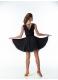 Dance Me Блуза женская БЛ165, масло, черный