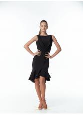 Dance Me Платье женское ПЛ481, масло, черный