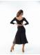 Dance Me Платье трансформер женское ПЛ279, масло, черный