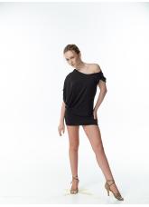 Dance Me Туника женская ТН228, полиамид, черный