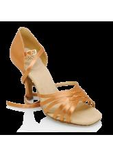 Ray Rose Обувь женская для латины 866-X, Light Tan Satine