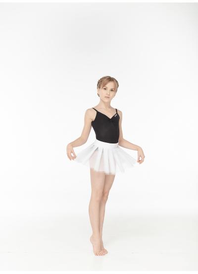 Dance Me Полупачка PP223, масло / фатин, белый