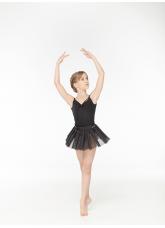 SALE Dance Me Полупачка PP223, масло / фатин, черный