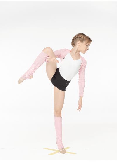 Dance Me Гетры, шерсть, розовый