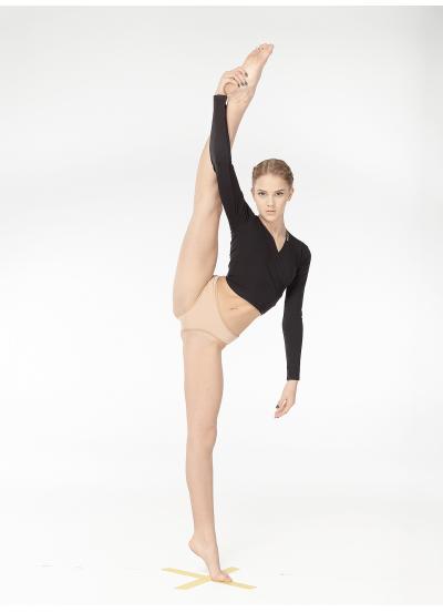 Dance Me Трусы женские ТР340, хлопок, телесные