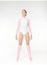 Dance Me Рукава открытые 2х2 женские, шерсть, розовый M