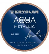 Kryolan Аквагрим Metallic, 1111, 8мл