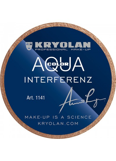 Kryolan Аквагрим Interferenz, 1141, 8мл