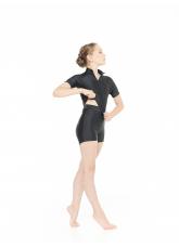 Dance Me Шорты SH812 детские, бифлекс, чорный