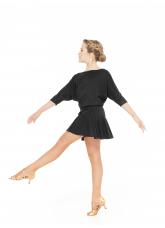 Dance Me Блуза BL241 детская, вискоза, чорный