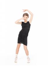 Dance Me Блуза BL296 детская, вискоза, черный