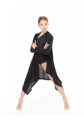 Dance Me Кардиган C778 детский, ангора, черный