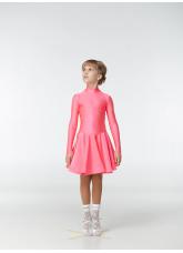 Dance Me Рейтинговые платья / Бейсик 67ДР-К-КР, коралловый