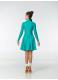 Dance Me Рейтинговые платья / Бейсик BS67DR, зеленый