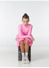 Dance Me Рейтинговые платья / Бейсик 67ДР-К-КР, светло-розовый