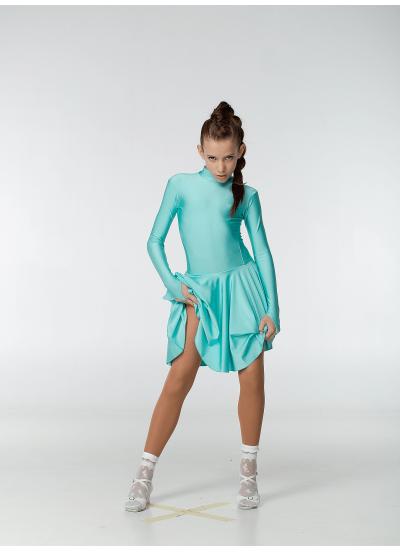 Dance Me Рейтинговые платья / Бейсик BS67DR, мятный