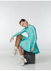 Рейтинговое платье 67ДР-К-Кр Dance.Me, мятный