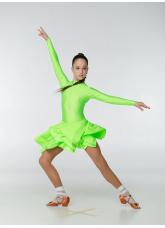 Dance Me Рейтинговые платья / Бейсик 67ДР-К, салатовый