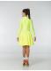 Dance Me Рейтинговые платья / Бейсик BS67DR, лимонный