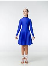 Dance Me Рейтинговые платья / Бейсик 67ДР-К, электрик