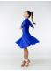 Dance Me Рейтинговые платья / Бейсик BS67DR, электрик