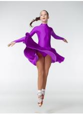 Dance Me Рейтинговые платья / Бейсик 67ДР-К-КР, фиолетовый