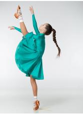 Dance Me Рейтинговые платья / Бейсик 67ДР-К-КР, зеленый