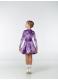 Рейтинговое платье 420-13 С-ДР-Кр Dance.Me, бифлекс, сиреневый