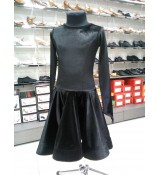 Рейтинговое платье 420-13А-ДР-Кр Dance.Me, черный
