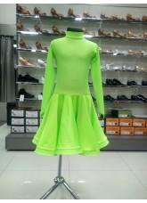 Рейтинговое платье 67 ДР-К-Кр Dance.Me, салатовый