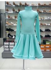 Рейтинговое платье 67 ДР-К-Кр Dance.Me, мятный