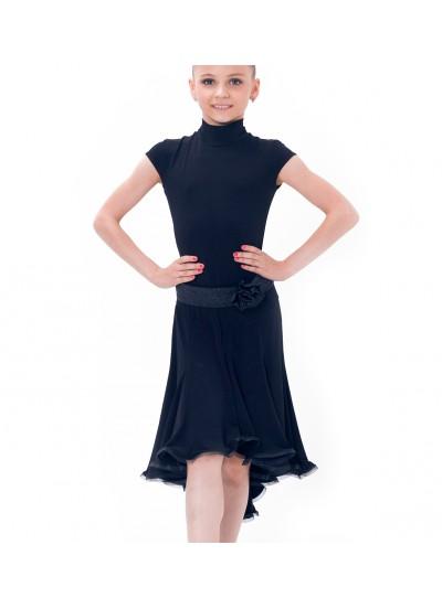Dance Me Платье детское PL179KR#, масло, черный