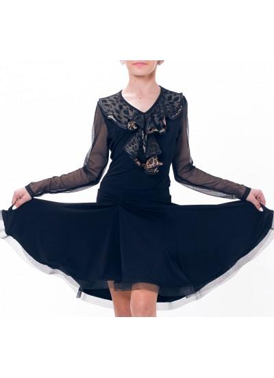 Dance Me Блуза женская БЛ39-2, масло, лео