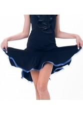 Dance Me Юбка для девочки ЮЛ207-Кр-Цв, масло, черный