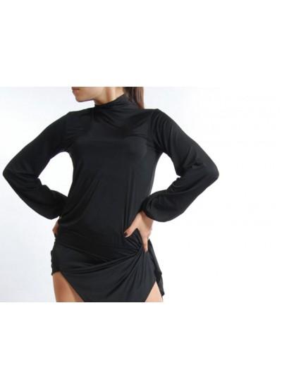 Dance Me Блуза женская БЛ16, масло, черный