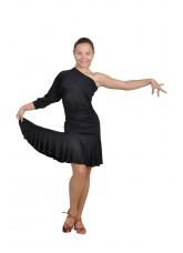 Dance Me Платье детское ПЛ13, масло, черный