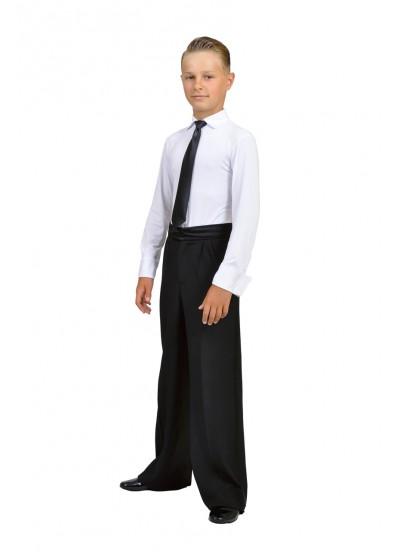 Dance Me Рубашка детская РЛ73, белый