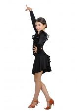 Dance Me Блуза женская БЛ96Др-1, масло, черный