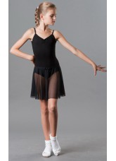 Dance Me Юбка детская ЮХ54-3, сетка, черный