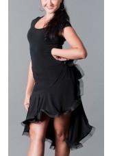 Dance Me Платье женское ПЛ215, масло, черный