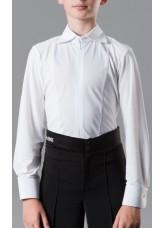 Dance Me Рубашка мужская РЛ141, белый