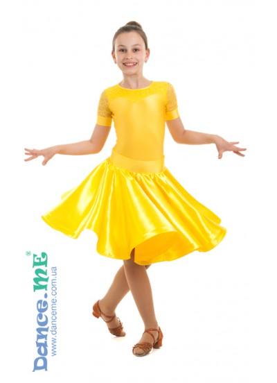 Бейсик Кринолин Dance Me 319КР-371, золотой